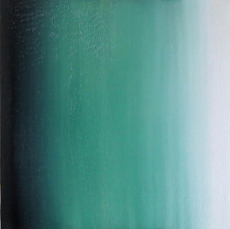Blur-View 12, Oleo sobre tabla, 50x50cm, 2018