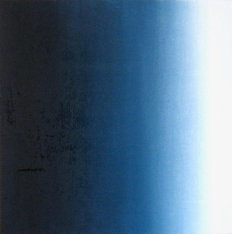 Blur-View 14, Oleo sobre tabla, 50x50cm, 2018