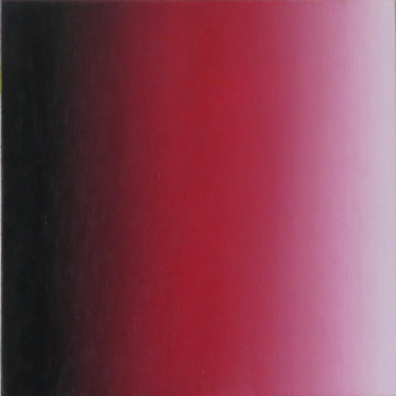 Blur-View 2, Oleo sobre tabla, 16x16cm, 2018