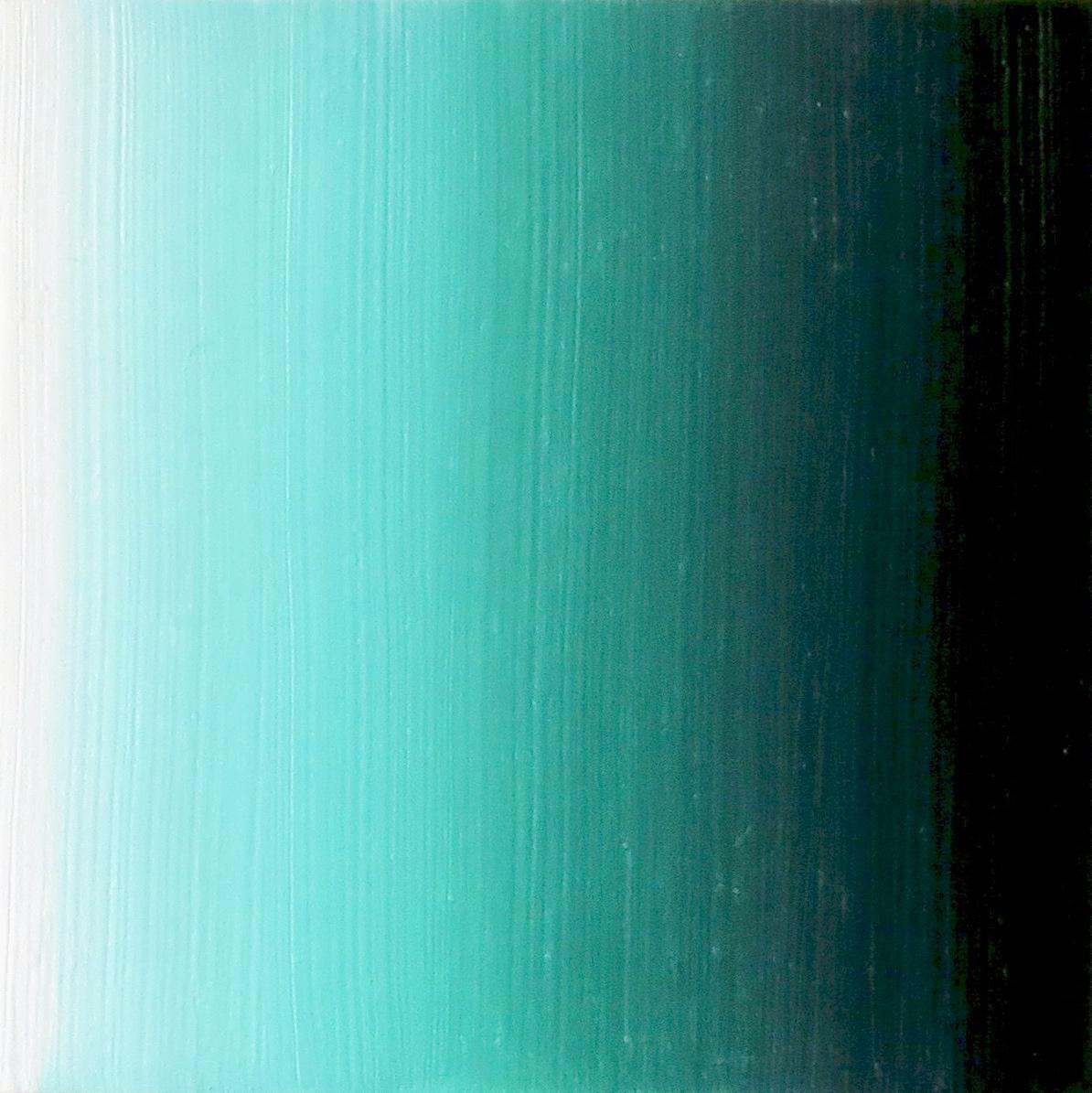 Blur-View 24, Oleo sobre tabla, 16x16cm, 2018