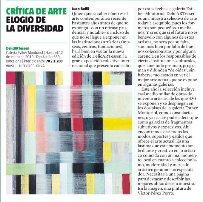 La Vanguardia 02/12/2018